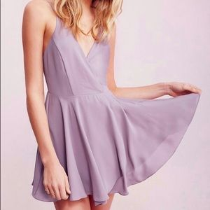 Urban Outfitters Silence + Noise Skater Dress